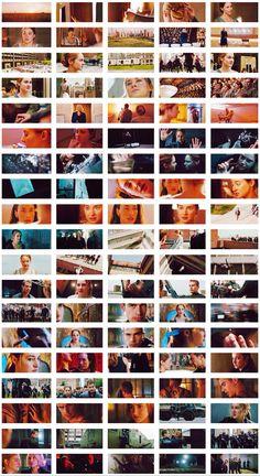 Divergent trailer shot by shot Divergent Fandom, Divergent Trilogy, Divergent Insurgent Allegiant, Veronica Roth, I Love Books, Good Books, Tris Et Quatre, Lux Series, Tris And Four