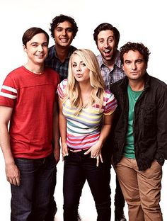 Big Bang Theory...  math, science, history, unravelling the mystery that all started with a big bang!