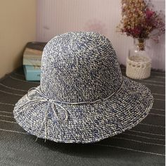 15c2cc83b37 Fishing cap hat Fisherman shade beach cap woman summer 2017 Spring summer  Caps Dome Solid Female straw Bucket hats-in Bucket Hats from Women s  Clothing ...