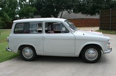 1964 Hillman Husky Series III I did not know there was a Series III