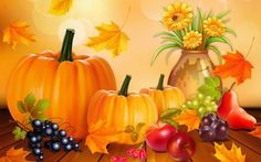 bounty of fall (40 pieces)