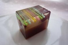 Japanese Sweets, wagashi, いと重菓舗 友禅流し