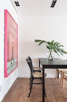 A Small-Spaced Scandinavian Style Apartment in Brazil   Rue