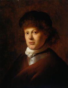 File:Jan Lievens Portrait of Rembrandt.jpg