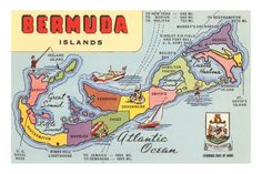Bermuda; west side best side! st. george's & st. david's!