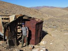 Ghost Town Hiking and Extreme Driving on an Epic Death Valley Camping Trip