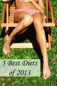 5 Most successful weight loss diets of 2013