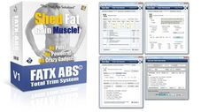 The Fatx Abs Total Trim System for maximum fat loss.
