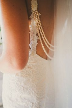 Wedding dress with p