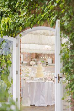 Pretty peony filled pastel wedding in Surrey