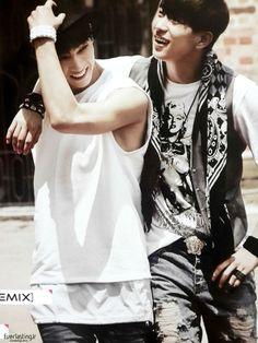 JB & JR [GOT7]