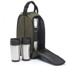 Obviate Coffee Companion Travel Mug  Thermos Set