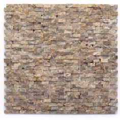 Solistone Modern Opera 12 in. x 12 in. x 9.5 mm Marble Natural Stone Mesh-Mounted Mosaic Wall Tile (10 sq. ft. / case), Brown