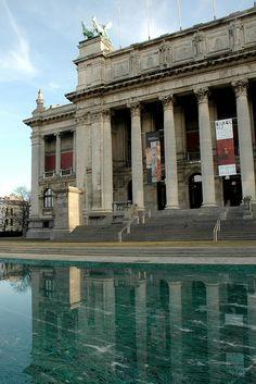 KMSKA, Koninklijk Museum voor Schone Kunsten Antwerpen Museum of Fine Arts, Antwerp