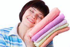 Asciugamani morbidi e profumati