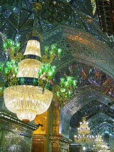 King of Light Mosque, Shiraz
