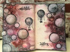 Art journal page 2nd book