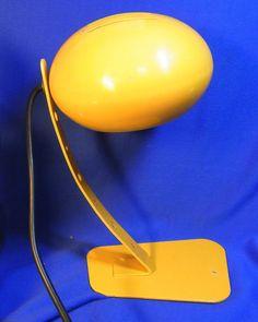 Mid Century 60´s Desk Lamp Eames Time #<