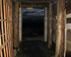 Have you been inside an Haunted Mine? This is the mine featured on Syfy Ghost Mine TV show.