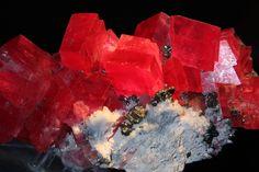 Rhodochrosite - Sweet Home Mine, Alma District, Park County, Colorado   mw