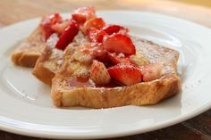 What a light!: je t'aime, french toast