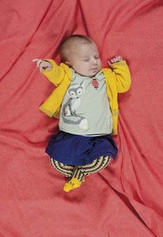 Dit zijn voorbeelden uit de collectie:Hilde & Co Baby - Winter 2012