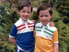 Then: Sweet in Stripes in The Scott Brothers: Then and Now from HGTV