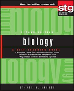 Amazon Biology A Self Teaching Guide 2nd Edition 0723812223305