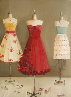 dressmaking small