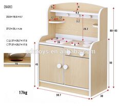 Whole Kids Pretend Play Wooden Kitchen Toys In Stock