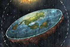 ¿Qué pasaría si la Tierra fuera plana? - Batanga