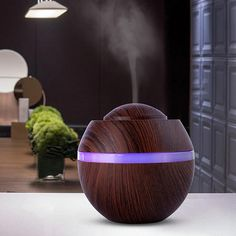 Home Appliances Ambitious 2018 New Design Remote Control Aroma Diffuser With 7 Color Changing Led Light Ultrasonic Cool Mist Essential Oil Humidifier Delicacies Loved By All