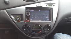 Ford Focus MK1 radio navigatie multimedia 6,2 inch touchscreen S100 A8 ...