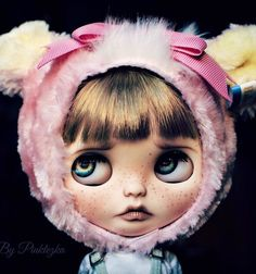 Blythe customisation servises by pinktezka on Etsy