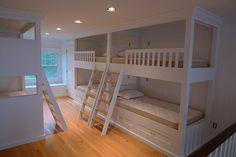Bunk Room - think of all the fun!