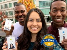 Best of 2014: San Jose State has the most grads of any school working at Apple, according to LinkedIn—more than Stanford and Cal! Do you know any Spartans who work for Apple? #sjsu #bestof2014 http://go.sjsu.edu/sjsu-apple-grads