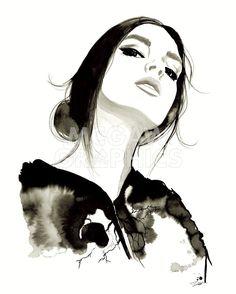 Transfusion #FashionIllustrations