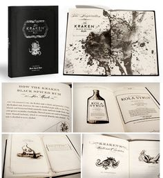 Leigh Hill: The Kraken Rum