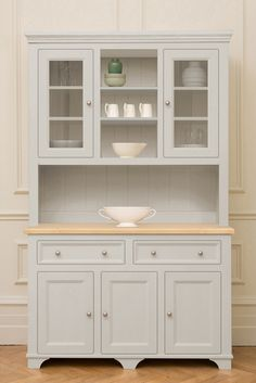 White Kitchen Dresser painted kitchen dressers | the kitchen dresser company | progetti