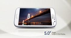 Samsung announces the Galaxy Grand, 5-inch dual-SIM phablet for RM 1299