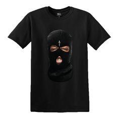 Travis Scott Logo T-shirt noir tee Kanye Jay Savage T Shirt concert tour Jesus $