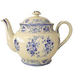 "Jane Austen Inspired ""Pemberly"" Tea Pot"