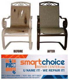 Have You Been Debating When To Buy New Patio Furniture? Are Your Old Ones  Looking