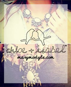 Shop trendy jewelry that's perfect for complimenting your Fall wardrobe. MaryMoStyle.com for Chloe + Isabel