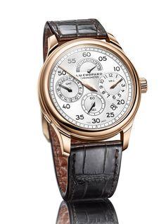 La montre L.U.C Regulator de Chopard