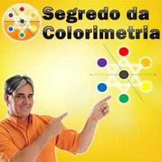 Encontre Produtos: Segredo da Colorimetria