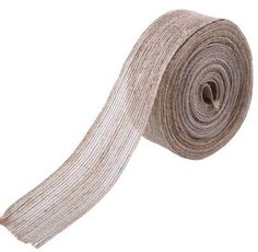 Windspeed Jute Burlap Ribbon Roll For Wedding Flower Wrapping DIY Supply (2.5cm Width) ** Find out more about the great item at the image link.
