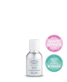 MV Organic Skincare Rose Plus Booster/ Camellia Oil *  Jojoba Oil *  Rosehip  Oil *  Rose Oil  Geranium Oil  Vitamin E  Rosemary  Extract - val