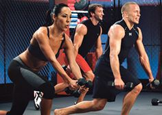 Georges St-Pierre RUSHFIT - Home Exercise Program Workout DVDs and MMA Training Videos - GSP RUSHFIT