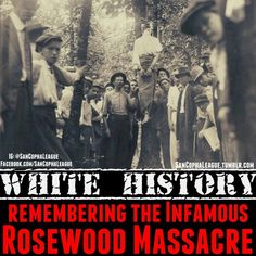 In 1923, Rosewood was a primarily Black town in Florida. One day a White woman living in a nearby town had been beaten and robbed. Afraid they would find the real attacker who was her husband, she told police and her town residents that it was a Black man. Immediately a mob of White men and women took to the streets to find the so called attacker. The first Black Man they ran into was Sam Carter. He was tortured relentlessly until he admitted to participating in the White woman's attack…